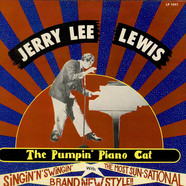 Jerry Lee Lewis - The Pumpin' Piano Cat