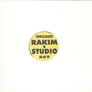 Rakim - Unreleased Rakim Studio Set