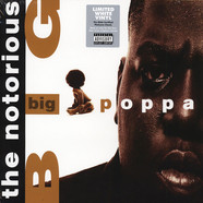 Notorious B.I.G. - Big Poppa White Vinyl Edition