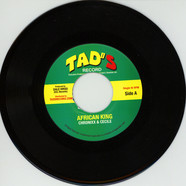 Chronixx Feat Cecile / Perfect Key Riddim - African King / Riddim