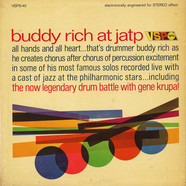 Buddy Rich - Buddy Rich At JATP