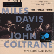 Miles Davis & John Coltrane - The Final Tour: Copenhagen, March 24, 1960