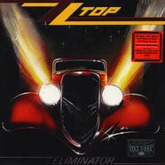 ZZ Top - Eliminator Colored Vinyl Edition