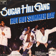 Sugarhill Gang - Hot Hot Summer Day