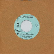 Carlton Jumel Smith & Cold Diamond & Mink - I Can't Love You Anymore