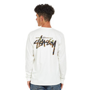 Stüssy - Camo Stock Pigment Dyed Pocket LS