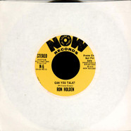 Ron Holden - Can You Talk?