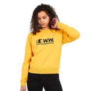 Champion x Wood Wood - Chanti Womens Crew Sweater