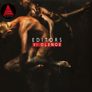 Editors - Violence Red Vinyl Edition