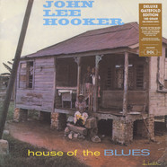John Lee Hooker - House Of The Blues Gatefold Sleeve Edition