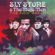 Sly Stone & The Mojo Men - The New Breed Green Vinyl Edition