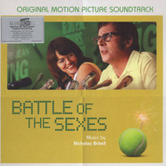 V.A. - OST Battle Of The Sexes Colored Vinyl Edition