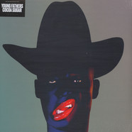 Young Fathers - Cocoa Sugar Blue Vinyl Edition