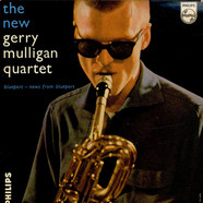 The New Gerry Mulligan Quartet - Blueport