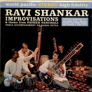 Ravi Shankar - Improvisations & Theme From Pather Panchali
