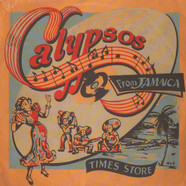 Hubert Porter & The Jamaican Calypsonians - Calypsos From Jamaica