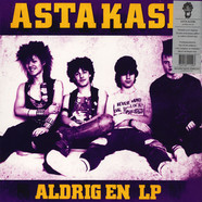 Asta Kask - Aldrig En LP Yellow Vinyl Edition