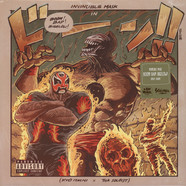 Invincible Mask (Kyo Itachi & Tha Soloist) - Boom Bap Bigelow Black Vinyl Edition