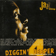 V.A. - Diggin' Deeper 4 (The Roots Of Acid Jazz)