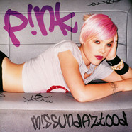 Pink - Missundaztood Black Vinyl Edition