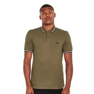 Fred Perry - Twin Tipped Fred Perry Polo Shirt