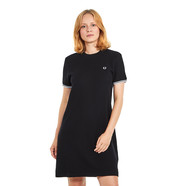 Fred Perry - Twin Tipped T-Shirt Dress