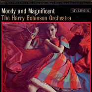Harry Robinson And His Orchestra - Moody And Magnificent