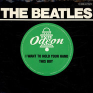 Beatles, The - I Want To Hold Your Hand / This Boy