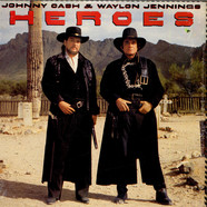 Johnny Cash & Waylon Jennings - Heroes