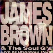 James Brown & The Soul G's - Live At Chastain Park