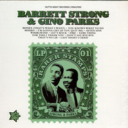 Barrett Strong & Gino Parks - Rarer Stamps 01