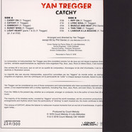 Yan Tregger / Phil Davies & Christopher Ried - Catchy