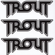 Trout - No Use In Wondering Why / The Great Southern Psycho Dance Blue Vinyl Edition