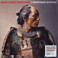 Manic Street Preachers - Resistance Is Futile White Vinyl Edition