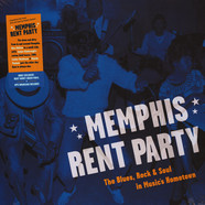 V.A. - Memphis Rent Party Green Colored Vinyl
