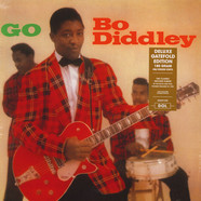 Bo Diddley - Go Bo Diddley Gatefold Sleeve Edition