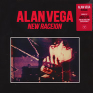 Alan Vega of Suicide - New Raceion
