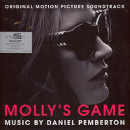 Daniel Pemberton - OST Molly's Game Colored Vinyl Edition
