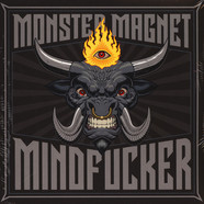 Monster Magnet - Mindfucker Black Vinyl Edition