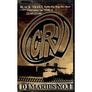 DJ Marius No. 1 - Black Traxx Radio Hip Hop Mix Show