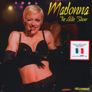 Madonna - The Girlie Show: 1993 Tv Broadcast Tri-Colored Vinyl Edition