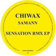 Samann - Sensation Remix Ep