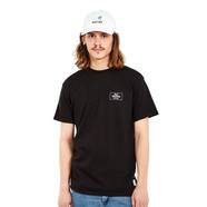 HUF - Smokers Lounge Strains S/S Tee