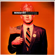 Ministry - Filth Pig Black Vinyl Edition