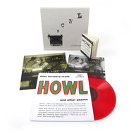 Allen Ginsberg - Reads Howl & Other Poems Deluxe Edition