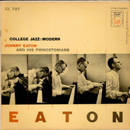 Johnny Eaton And His Princetonians - College Jazz: Modern