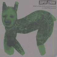 Superchunk - What a Time to Be Alive (Acoustic) / Erasure (Acoustic) Clear Vinyl Edition