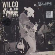 Wilco - Live At The Troubadour 11/12/96