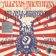 Allman Brothers Band, The - Live At The Atlanta Pop Festival July 3 & 5, 1970