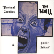 Wall, The - Personal Troubles & Public Issues Blue Vinyl Edition